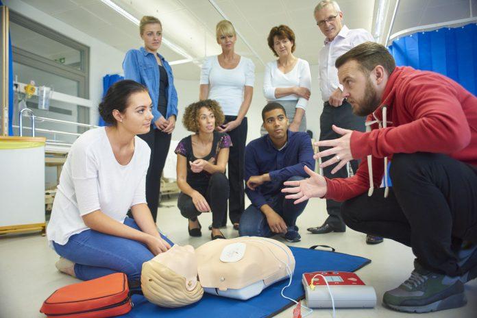 CPR Program Melbourne