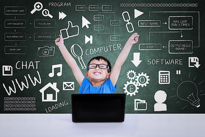 coding for youngsters